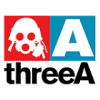 threeA manufacturer logo