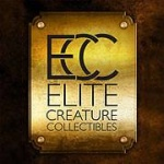 Logo Elite Creature Collectibles