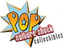 Pop Culture Shock Manufacturer Logo
