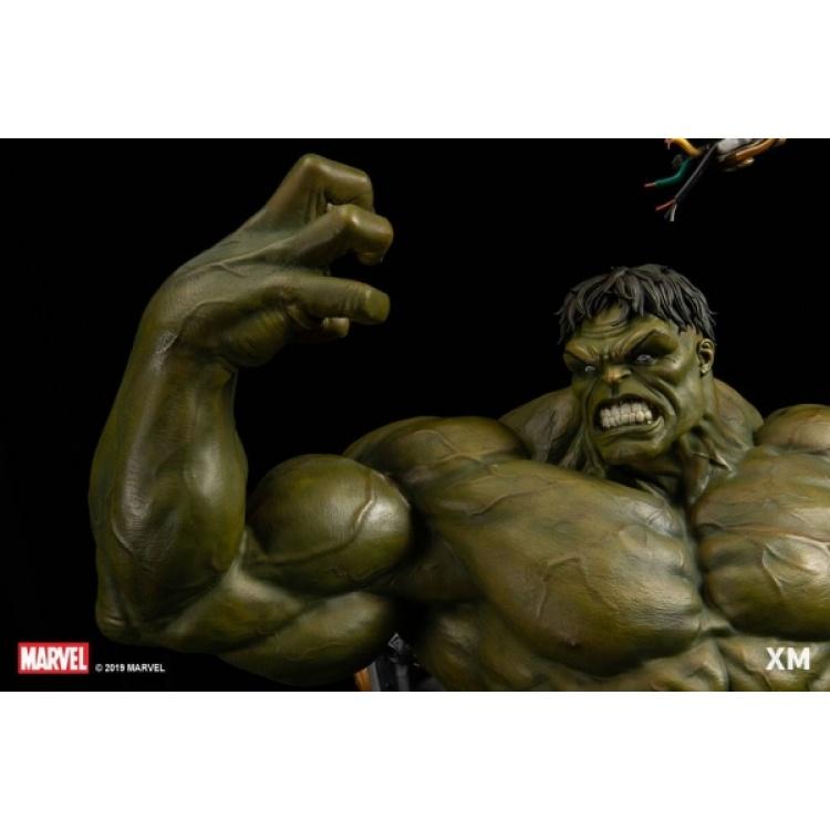 Hulk Gewicht