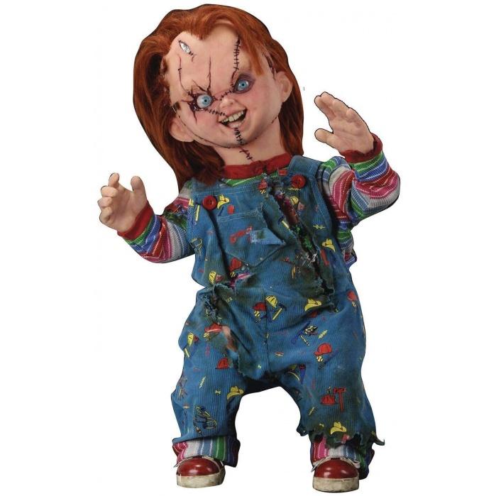 Bride of Chucky Prop Replica 1/1 Chucky Doll 76 cm NECA Product