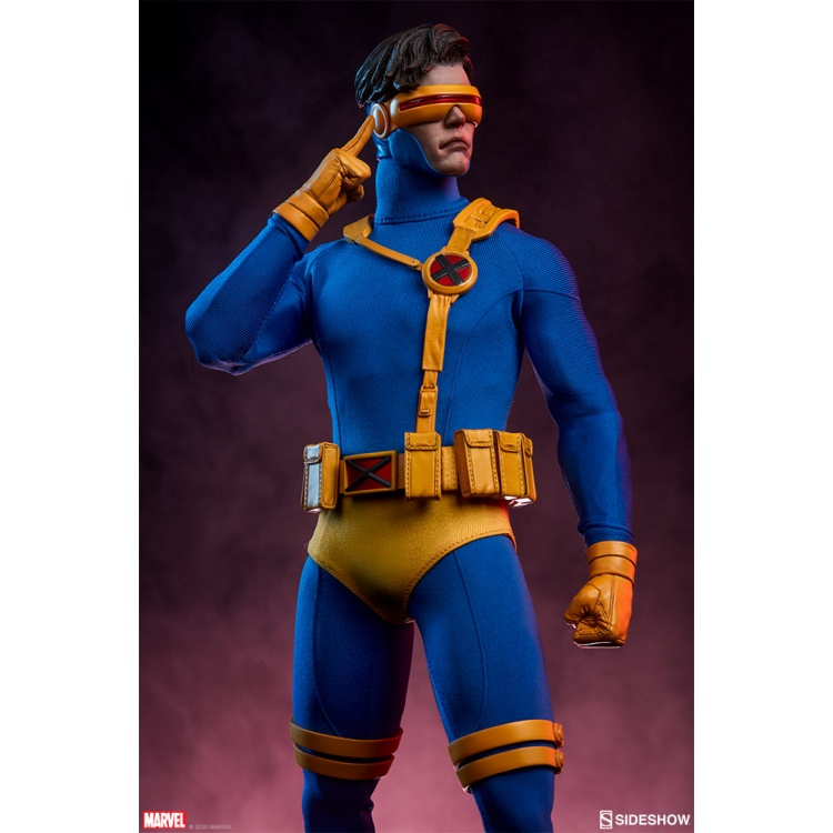 Cyclops - Marvel X-Men - Sideshow 1/6 Scale Figure