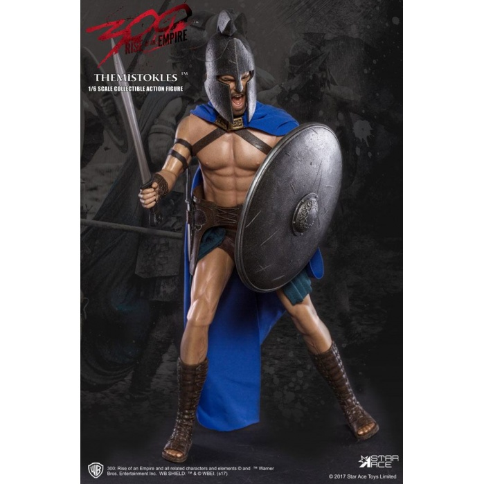 300 Rise of an Empire General Themistokles figure Star Ace Toys Product