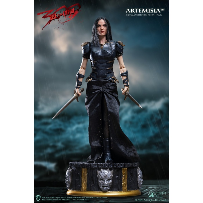 300 Rise of an Empire: Limited Edition Artemisia 3.0 1:6 Scale Figure Star Ace Toys Product