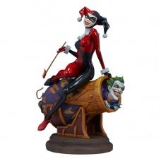 DC Comics: Harley Quinn and The Joker Diorama - Sideshow Collectibles (EU)