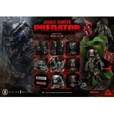 Predator: Deluxe Jungle Hunter Predator Bonus Version 1:3 Scale Statue | Prime 1 Studio