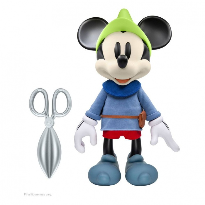 Disney: Brave Little Tailor Mickey Mouse 16 inch Supersize Figure Super7 Product