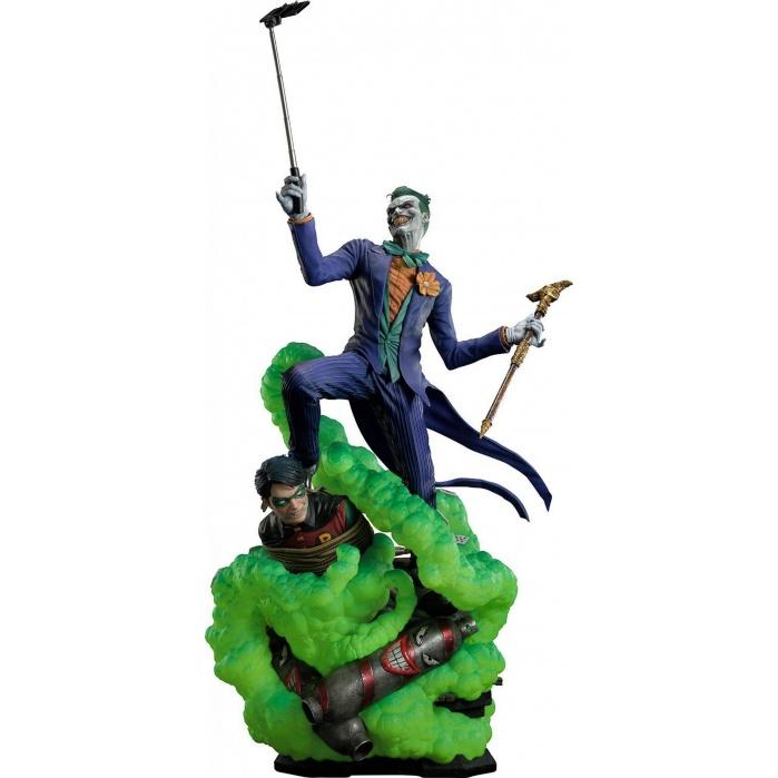 DC Comics: The Joker Say Cheese 1:3 Scale Statue Prime 1 Studio Product