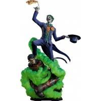 DC Comics: Deluxe The Joker Say Cheese Bonus Version 1:3 Scale Statue Prime 1 Studio Product