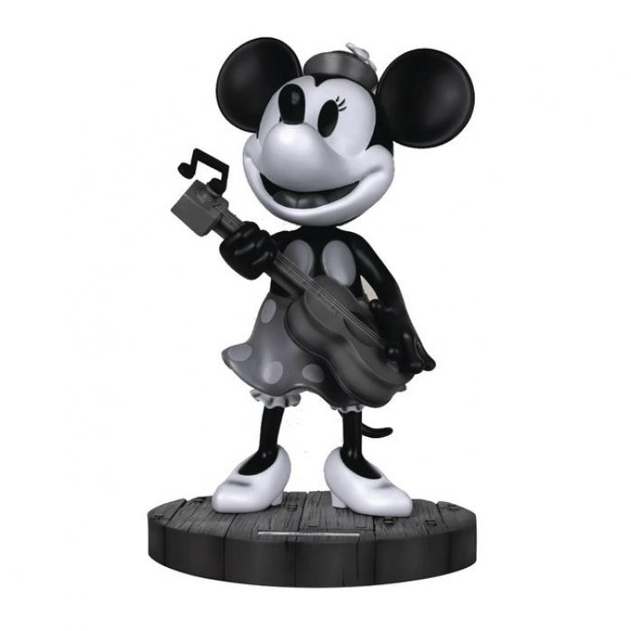 Disney: Steamboat Willie - Master Craft Minnie Statue Beast Kingdom Product