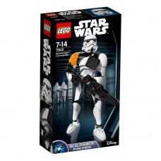 Action Figure Stormtrooper   LEGO