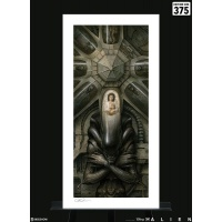 Alien Art Print Priority One 46 x 91 cm - unframed Sideshow Collectibles Product