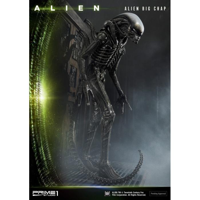 Alien: Big Chap 3D Wall Art Prime 1 Studio Product