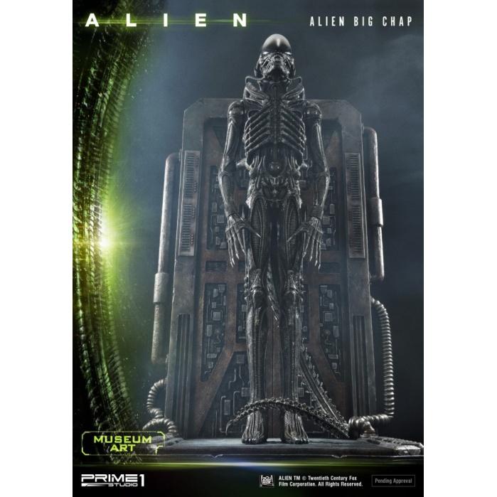 Alien: Big Chap Museum 3D Wall Art Prime 1 Studio Product