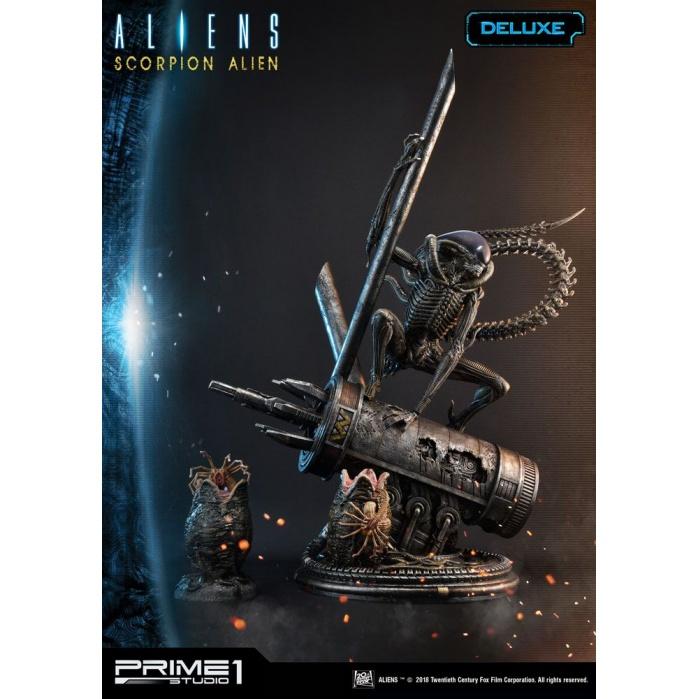 Alien: Comic Book Version - Deluxe Scorpion Alien 1:4 Prime 1 Studio Product