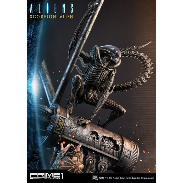 Alien: Comic Book Version - Scorpion Alien 1:4 Scale Statue Prime 1 Studio Product