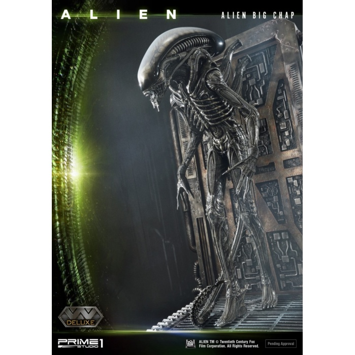 Alien: Deluxe Big Chap 3D Wall Art Prime 1 Studio Product