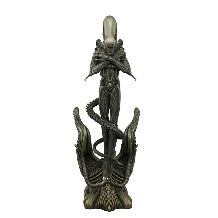 Alien Statue Internecivus Raptus Sideshow Collectibles Product