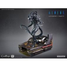 Aliens: Alien Warrior 1:3 Scale Maquette | Sideshow Collectibles