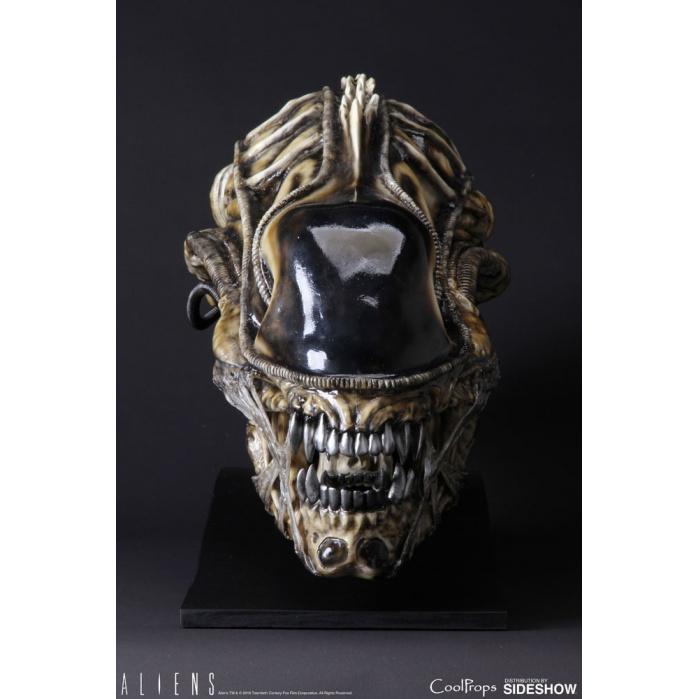 Aliens Replica 1/1 Alien Warrior Head 45 cm Bust CoolProps Product