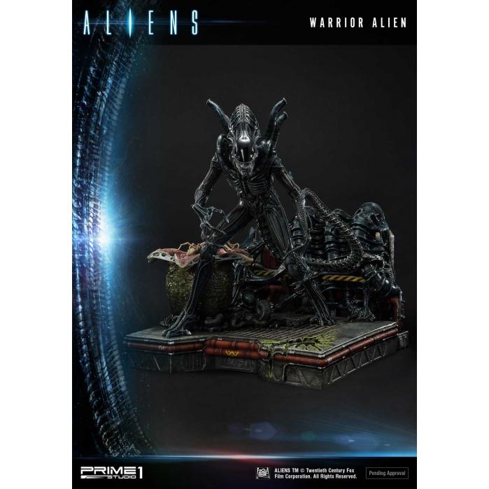 Aliens: Warrior Alien 26 inch Diorama Prime 1 Studio Product