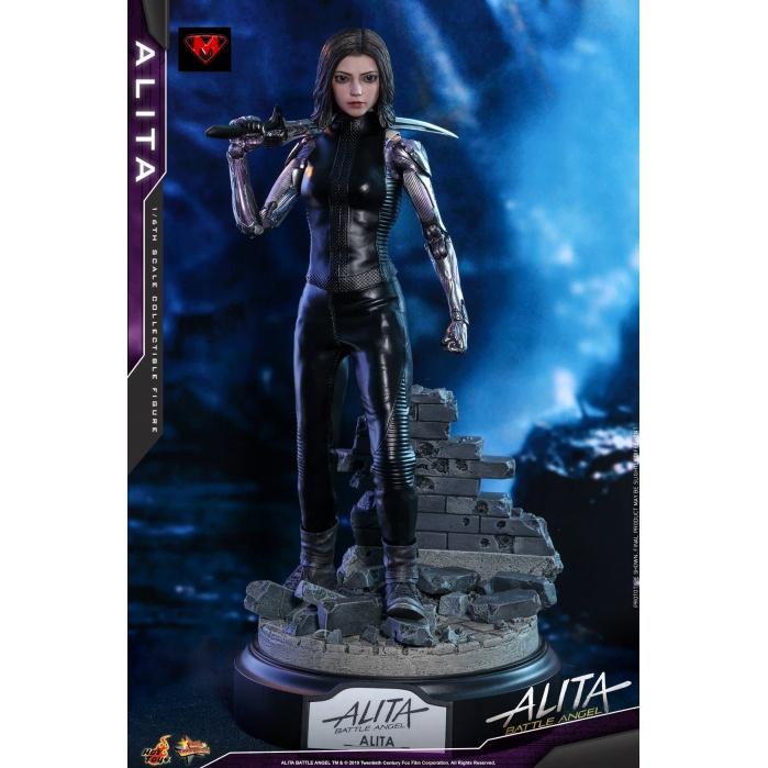 Alita : Battle Angel 1/6 movie figure Hot Toys Product