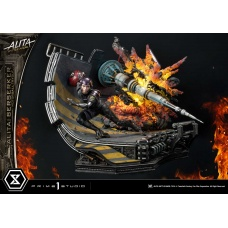Alita Battle Angel: Berserker Motorball Tryout Bonus Version 1:4 Scale Diorama | Prime 1 Studio