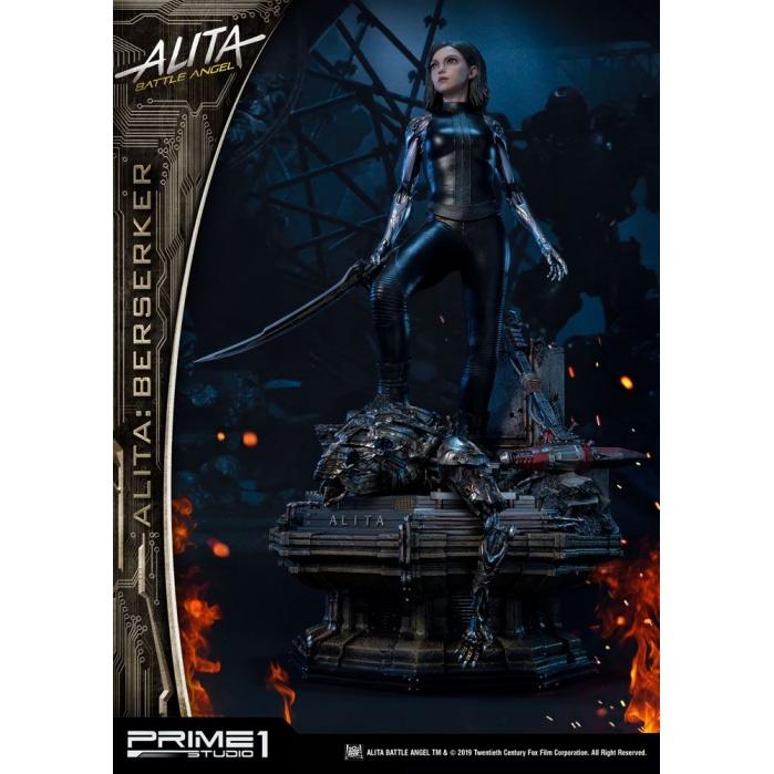 Alita: Battle Angel Statue 1/4 Alita Berserker 64 cm Prime 1 Studio Product