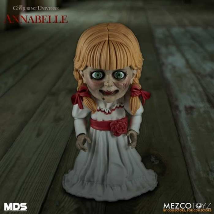 Annabelle Comes Home: Designer Series - Annabelle 6 inch Action Figure Mezco Toyz Product