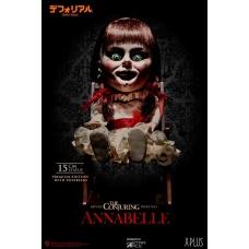 Annabelle: Defo-Real Annabelle Statue | Star Ace Toys