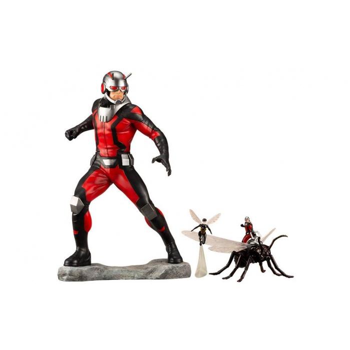 Ant-Man and The Wasp Artfx+ 1:10 Scale PVC Statue Kotobukiya Product