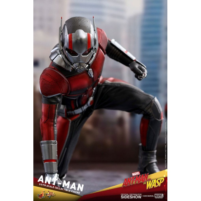 Ant-Man Movie Masterpiece Action Figure Hot Toys Product