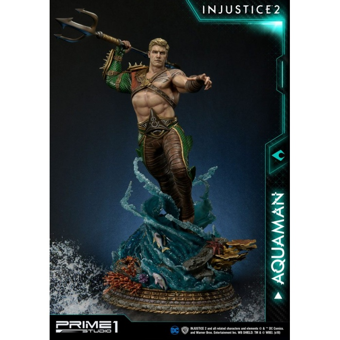 Aquaman Injustice 1/4 Statue Prime 1 Studio Product
