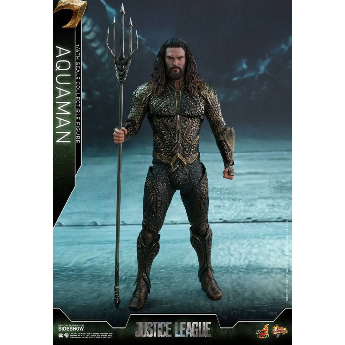 Aquaman Justice League 1/6 figureMovie Hot Toys Product