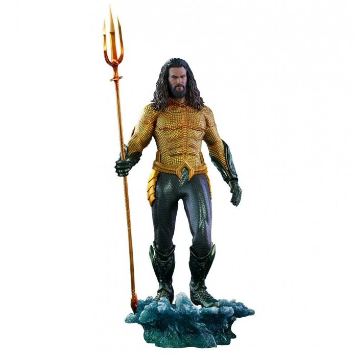 Aquaman Movie Masterpiece Action Figure 1/6 Hot Toys Product