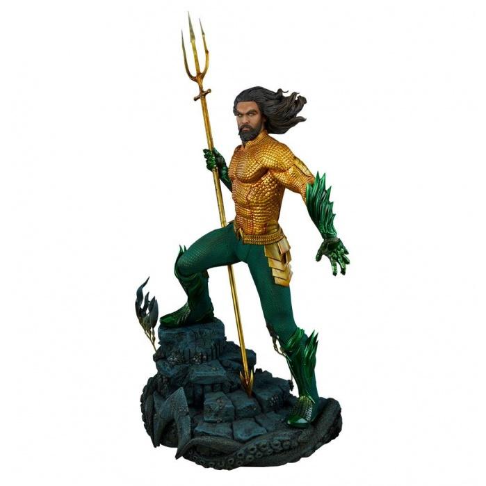 Aquaman Premium Format Sideshow Collectibles Product