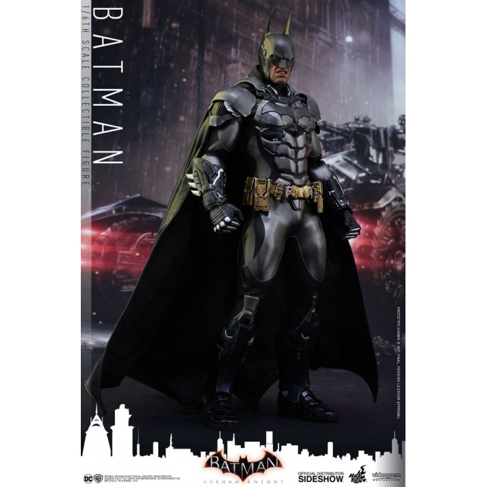 Arkham Knight: Batman 1:6 scale Hot Toys Product