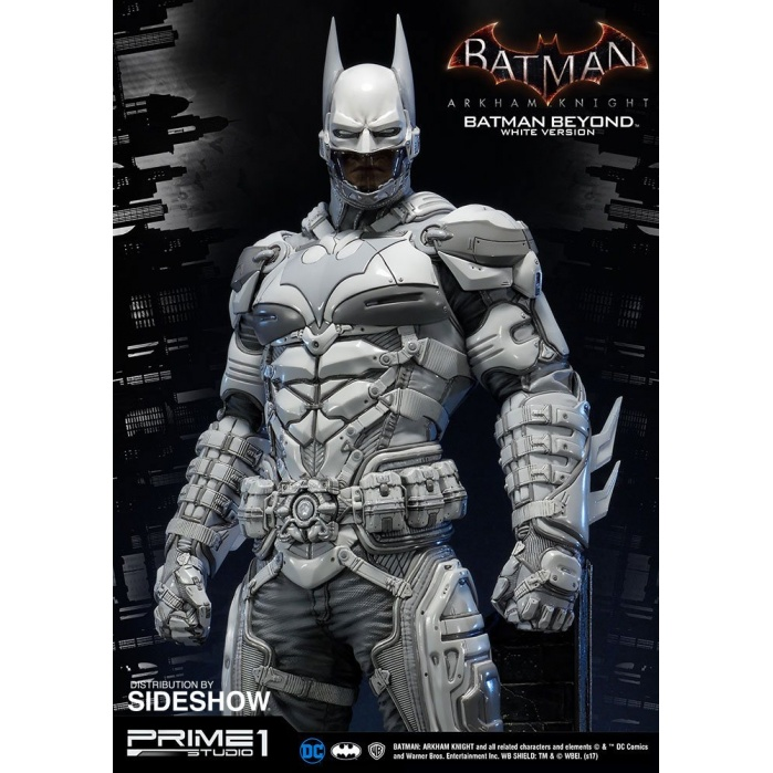 Arkham Knight - Batman Beyond White Version Statue Prime 1 Studio Product