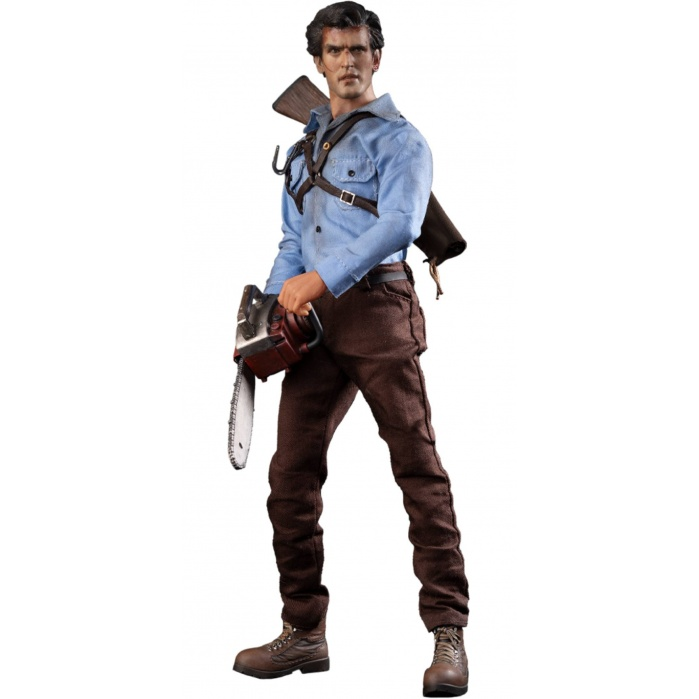 Evil Dead 2: Ash Williams 1:6 Scale Figure Sideshow Collectibles Product