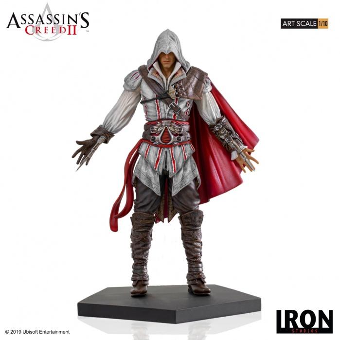Assassin's Creed 2: Ezio Auditore 1:10 Scale Statue Iron Studios Product