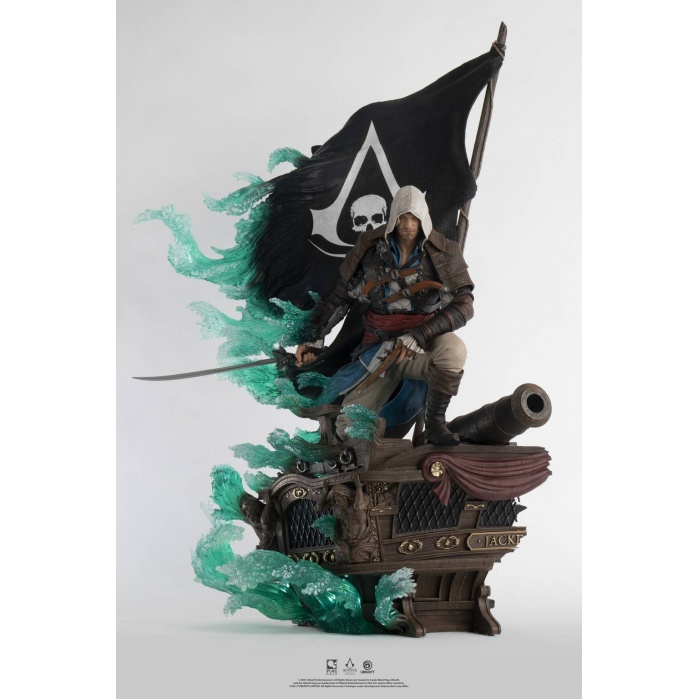Assassins Creed: Animus Edward Kenway 1:4 Scale Statue Pure Arts Product