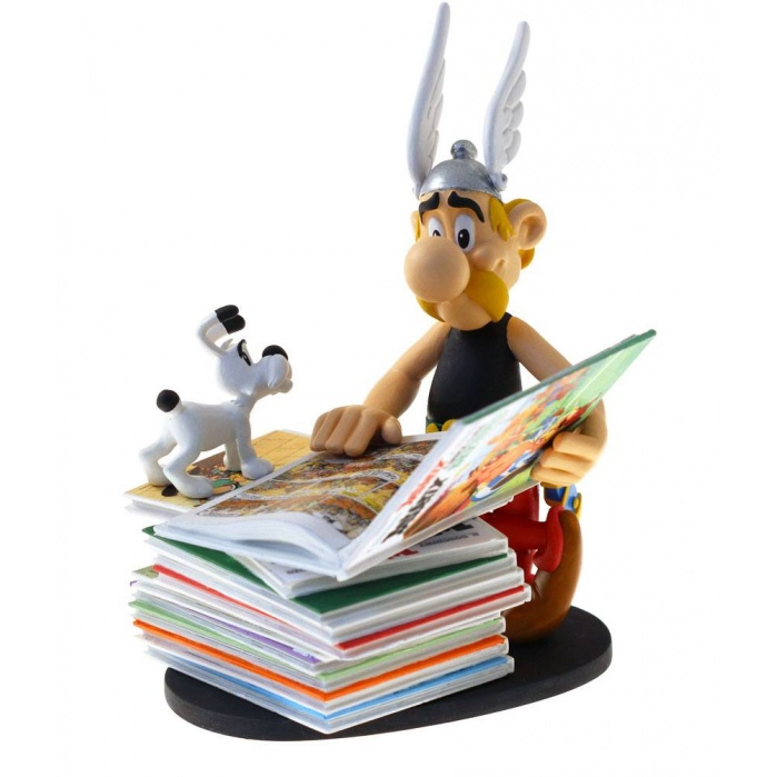 Asterix Collectoys Statue  2nd Edition Plastoy Product