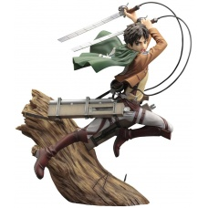 Attack on Titan ARTFX J Statue 1/8 Eren Yeager Renewal Package Ver. | Kotobukiya