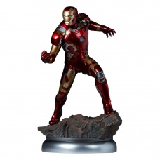 Avengers Age of Ultron Maquette 1/4 Iron Man Mark XLIII 51 cm | Sideshow Collectibles