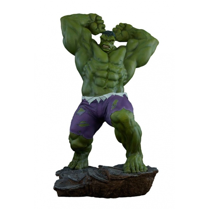 Avengers Assemble Statue 1/5 Hulk 61 cm Sideshow Collectibles Product