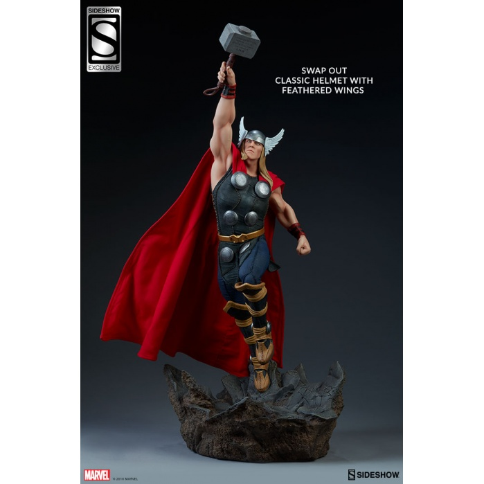 Avengers Assemble Statue 1/5 Thor Exclusive 65 cm Sideshow Collectibles Product