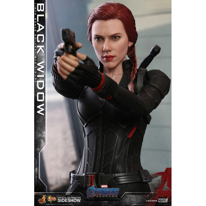 Avengers: Endgame Black Widow Figure 1/6 Hot Toys Product
