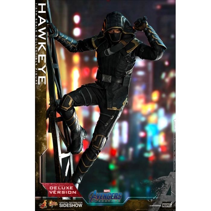 Avengers Endgame - Deluxe Hawkeye - 1:6 Scale Figure Hot Toys Product