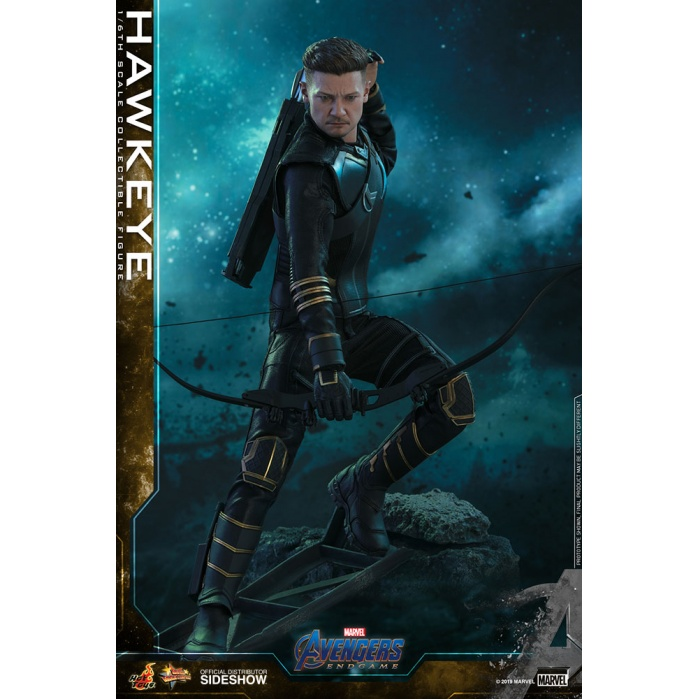 Avengers Endgame - Hawkeye - 1:6 Scale Figure Hot Toys Product