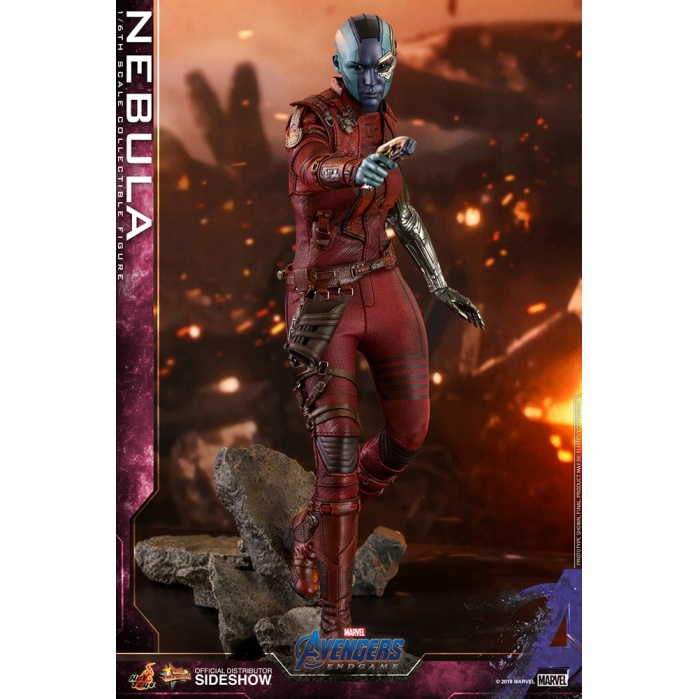 Avengers Endgame - Nebula 1:6 Scale Figure Hot Toys Product